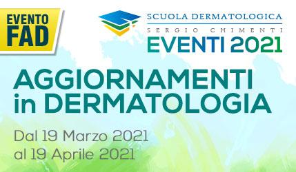 Evento della SDSC 2021 – AGIORNAMENTI in DERMATOLOGIA